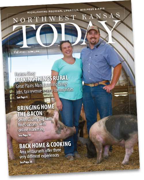 Northwest Kansas Today Magazine